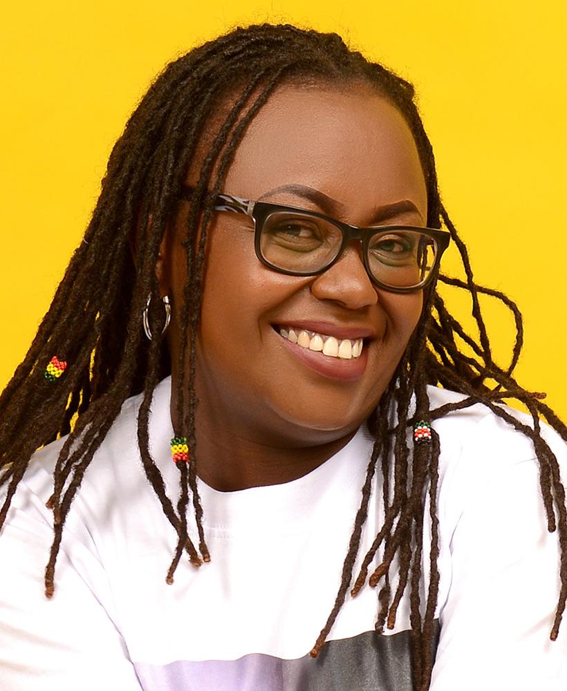 Esther Mbau, BA (Psych)