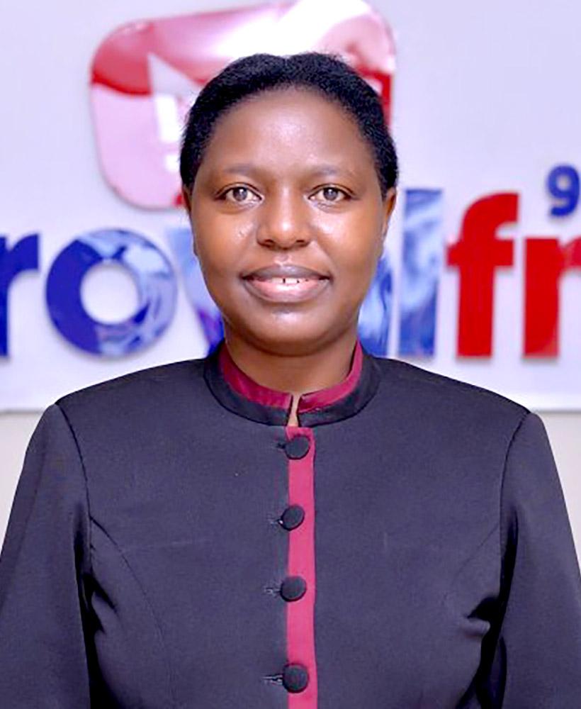 Yvonne Uwamahoro, MPH